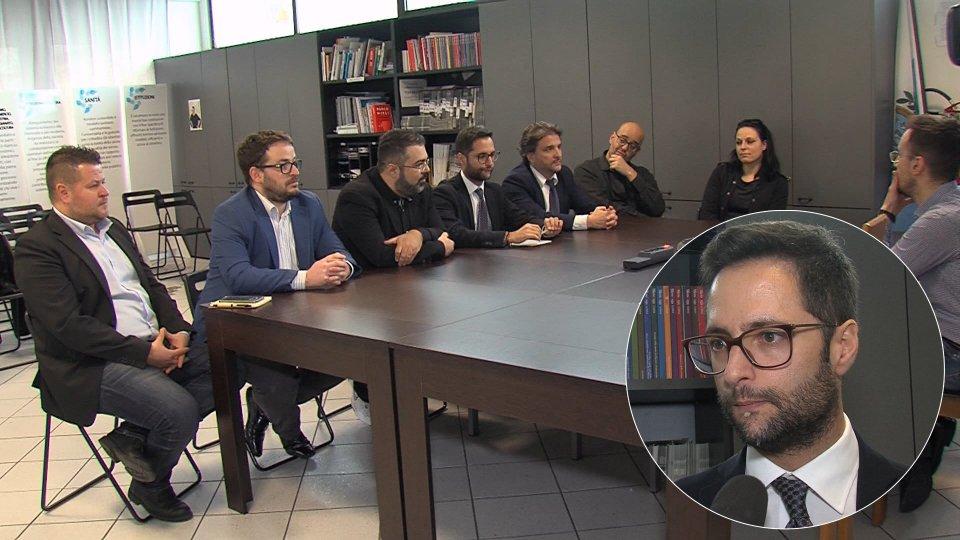 Nel servizio, l'intervista a Fabio Righi (Domani Motus Liberi)