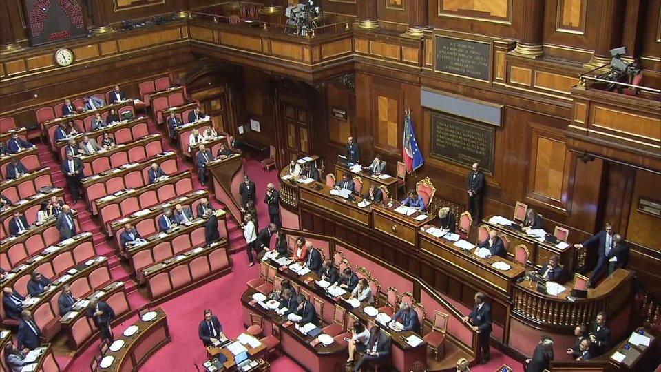 Aula del Parlamento