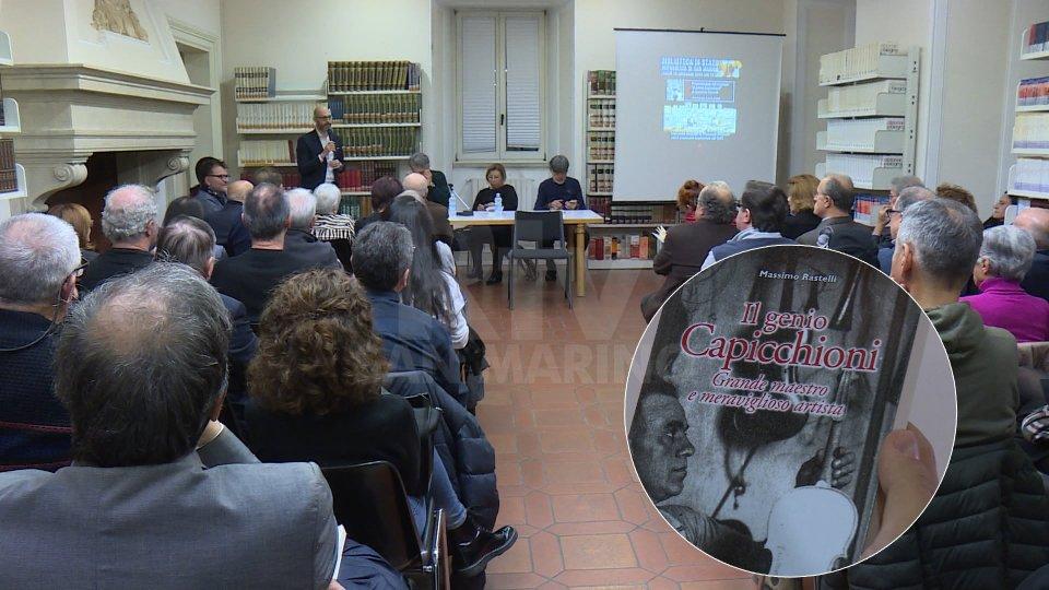 Nel servizio l'intervista a Massimo Rastelli (Autore)