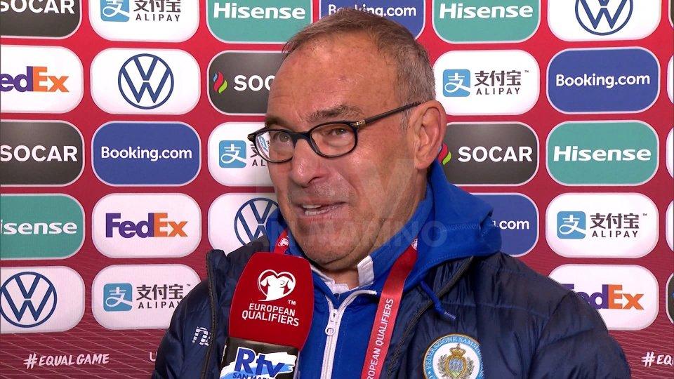 """Varrella: """"il calcio è cambiato, non si possono fare paragoni che le precedenti gestioni. Il mio futuro? Non dovete chiedere a me"""""""