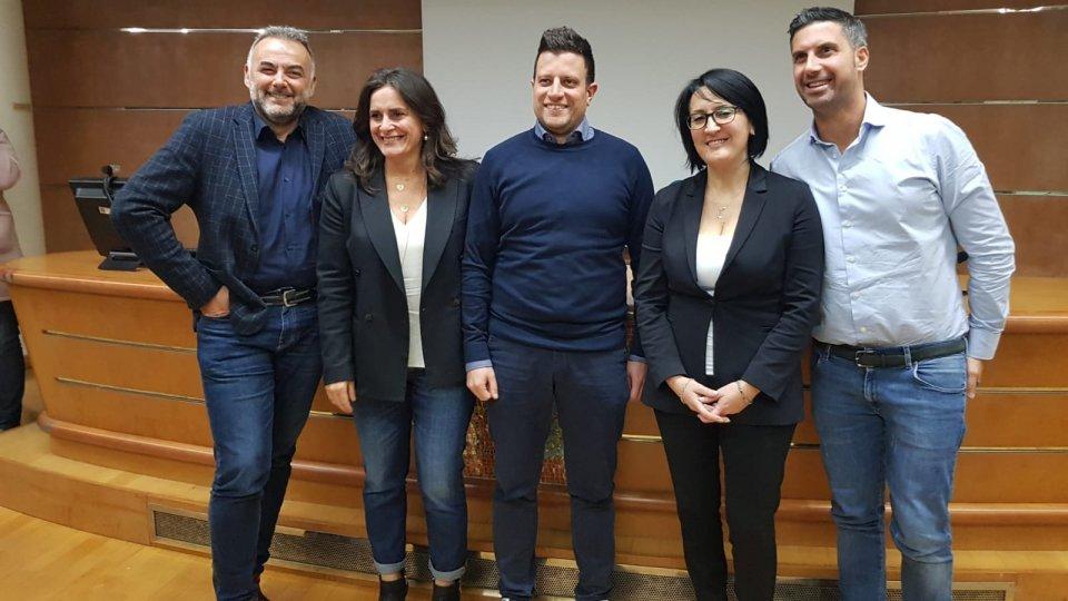 """Pd Rimini, Sacchetti: """"Ecco i candidati e presto il programma elettorale con la presentazione di MakEr"""""""