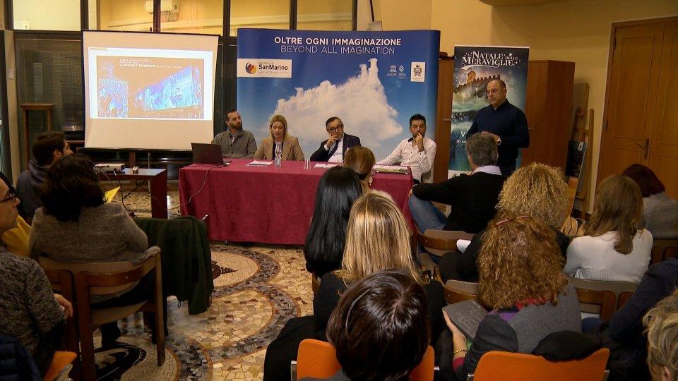 Vivi il sogno del Natale a San Marino!  Il Natale delle Meraviglie torna a San Marino dal 30 novembre 2019 al 6 gennaio 2020