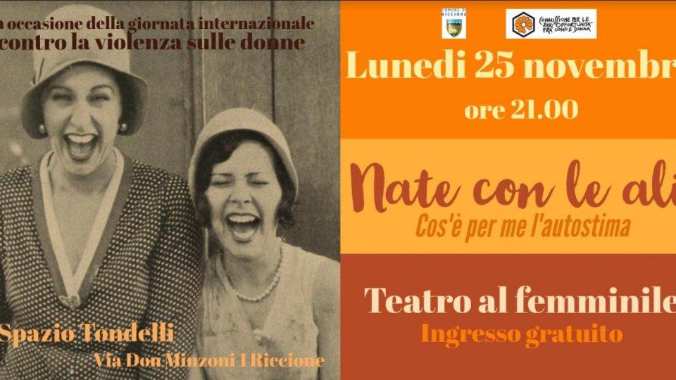 Violenza sulle Donne, le iniziative  del 24 e 25 novembre a Riccione