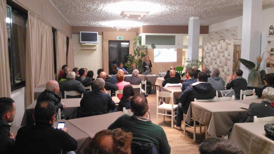 Coriano: amministrazione e cittadini di Sant' Andrea in assemblea