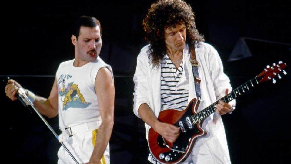 La commovente storia della chitarra di Brian May