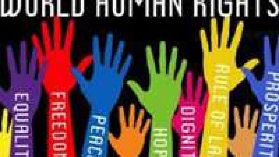 Onu: ricorre oggi la Giornata Mondiale dei Diritti Umani