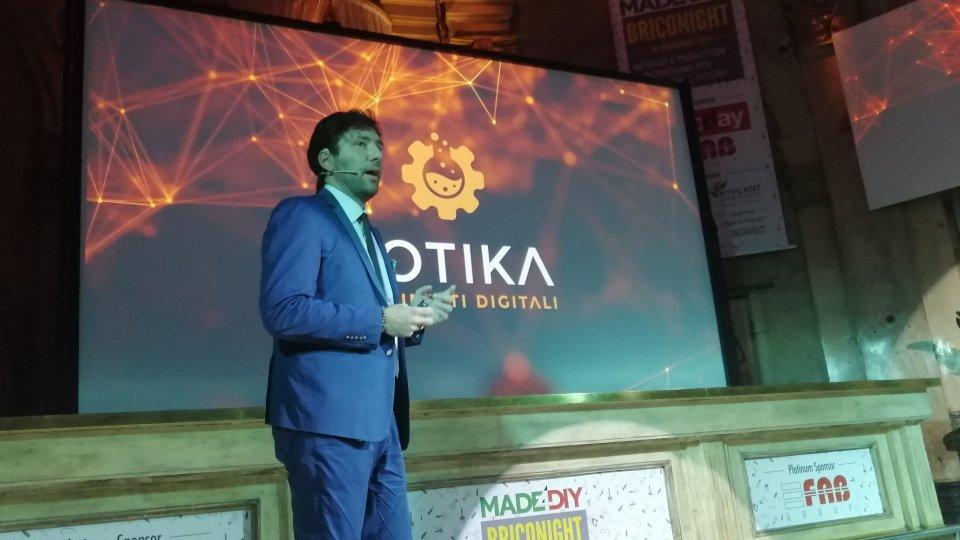 La startup sammarinese Botika invitata all'esclusivo evento annuale Briconight