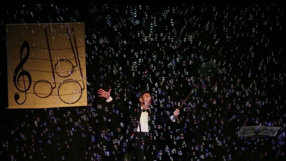 """""""Ouverture Des Saponettes - un concerto per bolle di sapone"""""""