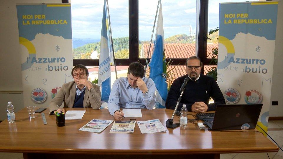 """Conferenza """"Noi per la Repubblica"""""""