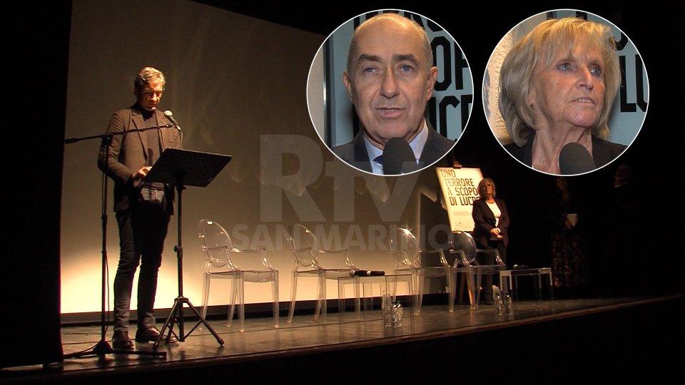 Nel video l'intervista a Daniele Paci, pm che arrestò la banda della Uno bianca e Rosanna Rossi Zecchi, presidente Associazione Vittime Uno Bianca