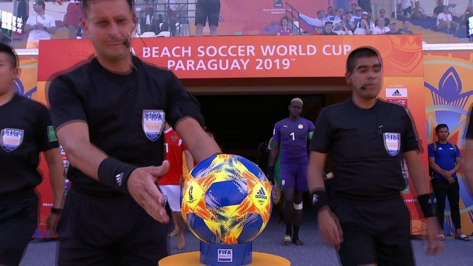 Mondiali Beach Soccer: Russia di misura, Bielorussia facile, Brasile e Portogallo a valanga