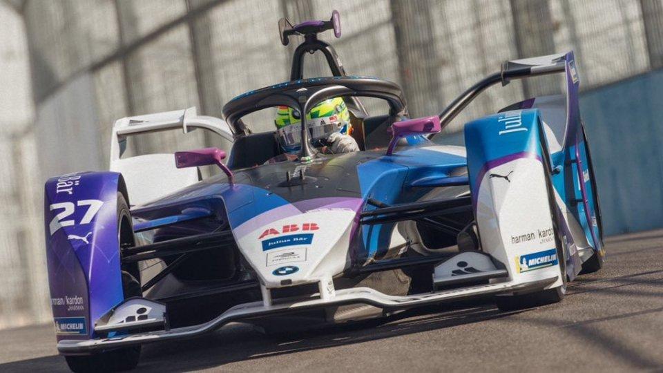 Formula E, Sims vince il GP Saudita ed è primo