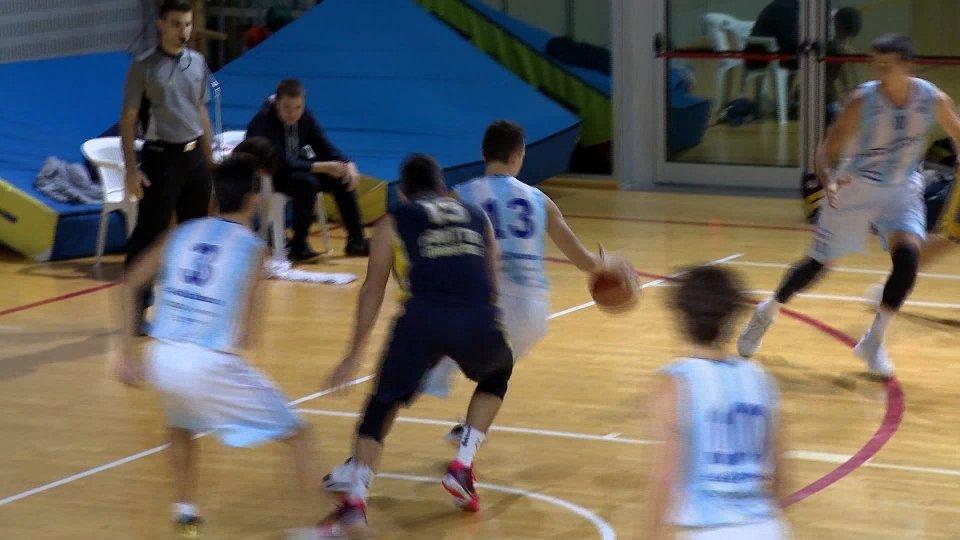 Tris di vittorie per la Tiss'You Care San Marino: 87-54 a Porto San Giorgio