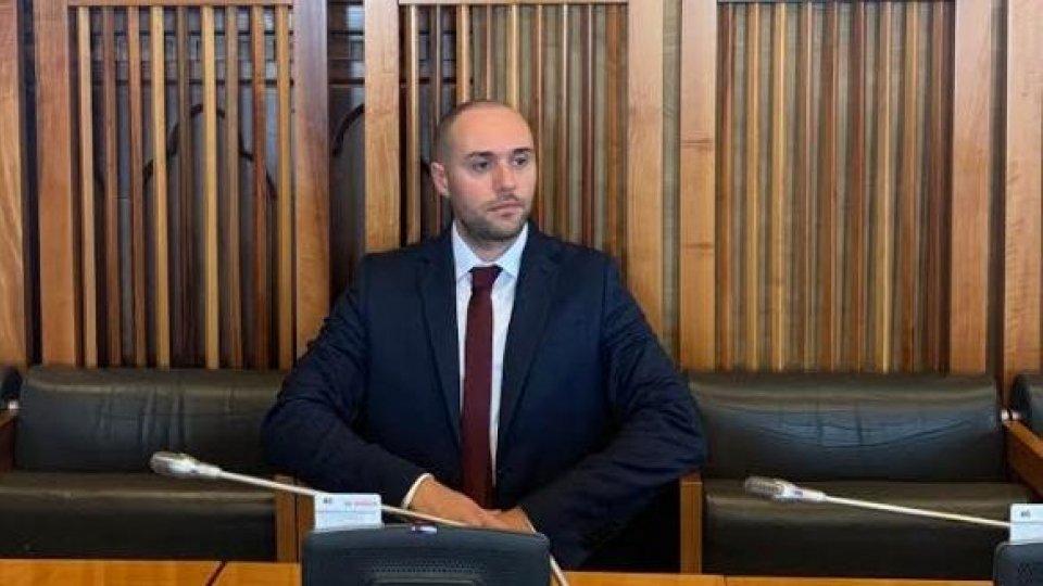 Mattia Ronchi Consigliere Repubblica Futura