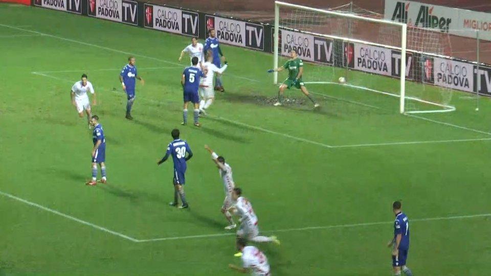 Padova – Rimini 1-0Padova – Rimini 1-0.
