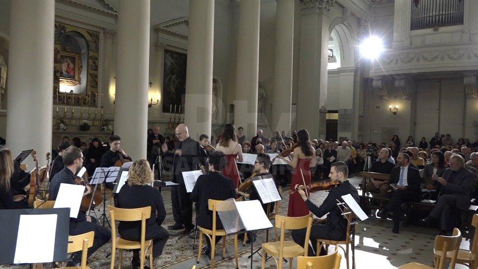 In Basilica il tradizionale concerto di Santa Cecilia