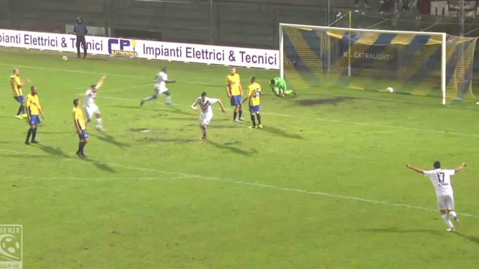 Fermana  - Reggio Audace 1-1