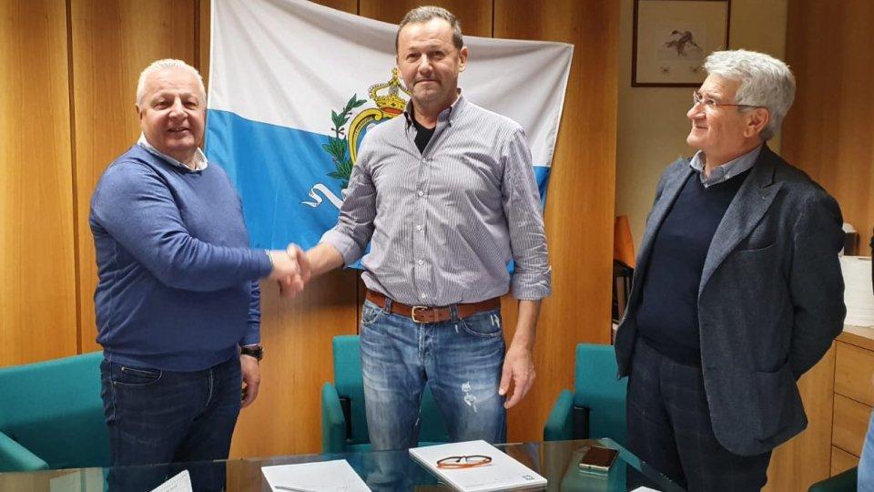 Gruppo C'E' supermercati stipula accordo commerciale con la Centrale del Latte di San Marino