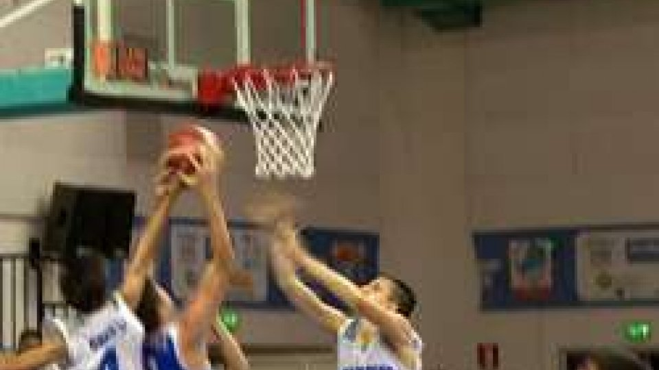San Marino AzerbaijanBasket U16: esordio da applausi per San Marino nonostante il ko