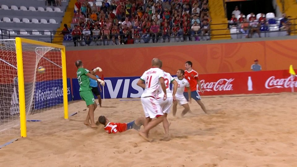 Beach Soccer, Mondiali: Brasile-Russia e Senegal-Portogallo gli ultimi quarti
