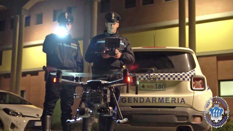 Il VIDEO della Gendarmeria