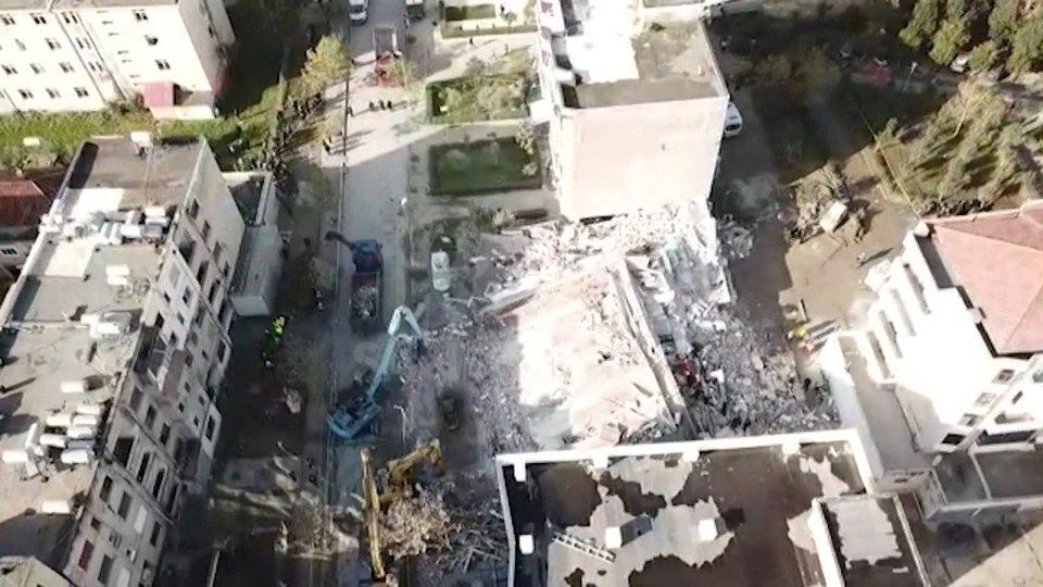 Albania: sale a 47 il numero delle vittime del sisma. Oggi nuova violenta scossa a Durazzo