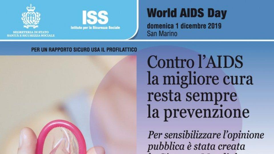 Lotta all'AIDS: l'impegno costante di San Marino