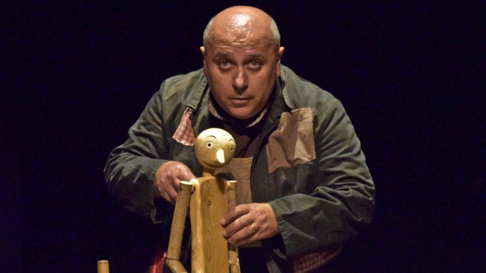 Pinocchio, un pezzo di... a Serravalle