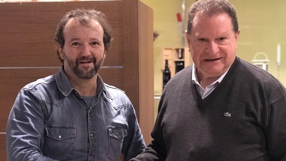 Cristiano Guerra e Conrad MularoniOrdine geologi sammarinesi insedia il nuovo Direttivo e fa il punto sull'attività