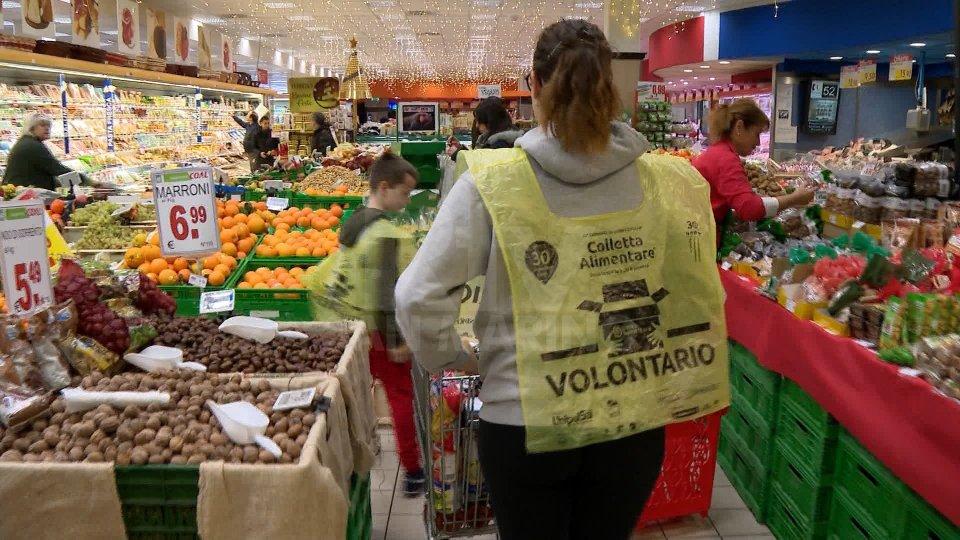 23° Giornata nazionale colletta alimentare: una spesa solidale
