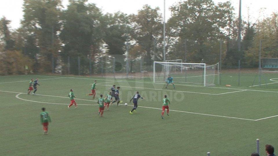 Tre Penne, 3-1 al Cailungo e primo posto nel Girone B
