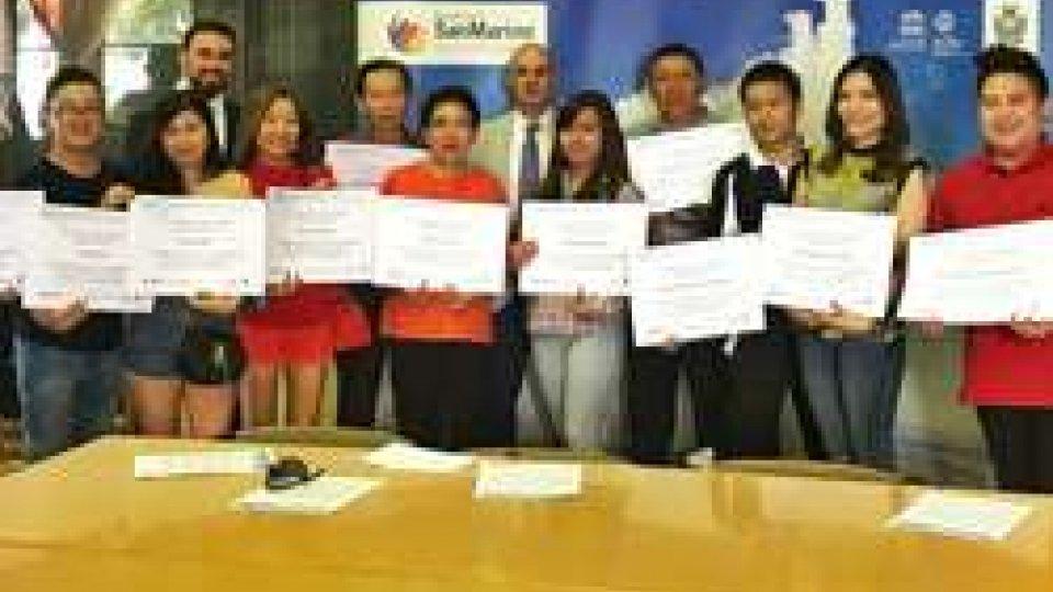 Si intensificano gli arrivi di gruppi di turisti indonesiani a San Marino