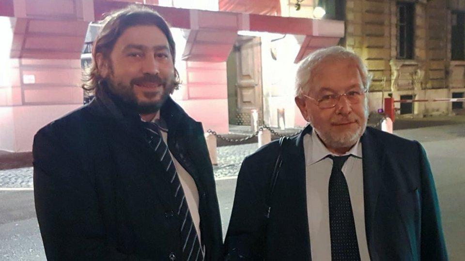 Resoconto del colloquio fra una delegazione di Noi per la Repubblica e il Sottosegretario al MEF Pier Paolo Baretta