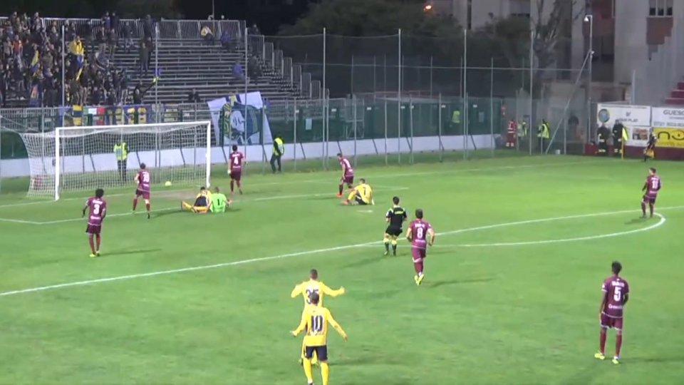 Il Fano esonera Gaetano Fontana. La Reggiana non riesce ad amministrare 2 goal di vantaggio