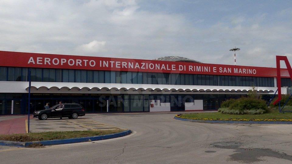 Obiettivo da record per l'aeroporto di Rimini e San Marino: 1 milione di passeggeri nel 2030