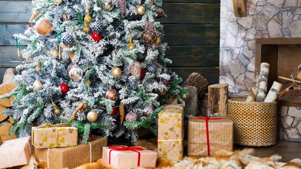 Come addobbare l'albero di Natale