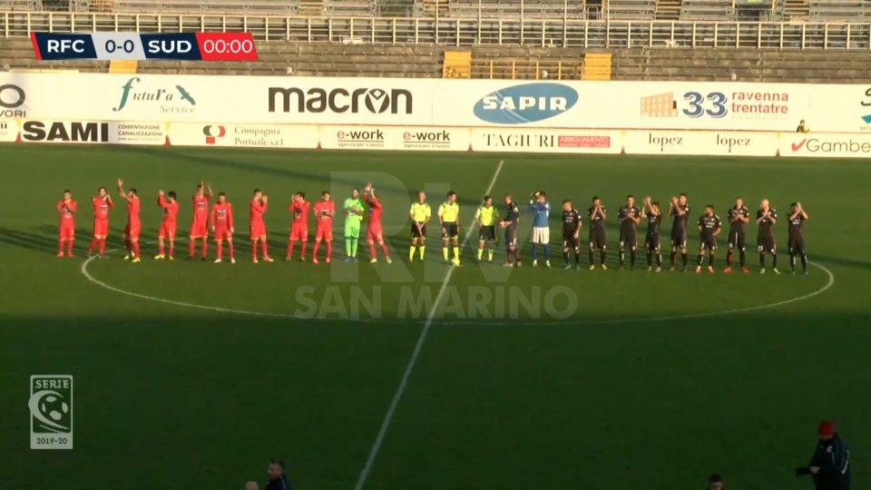 Ravenna - SudTirol 0-2