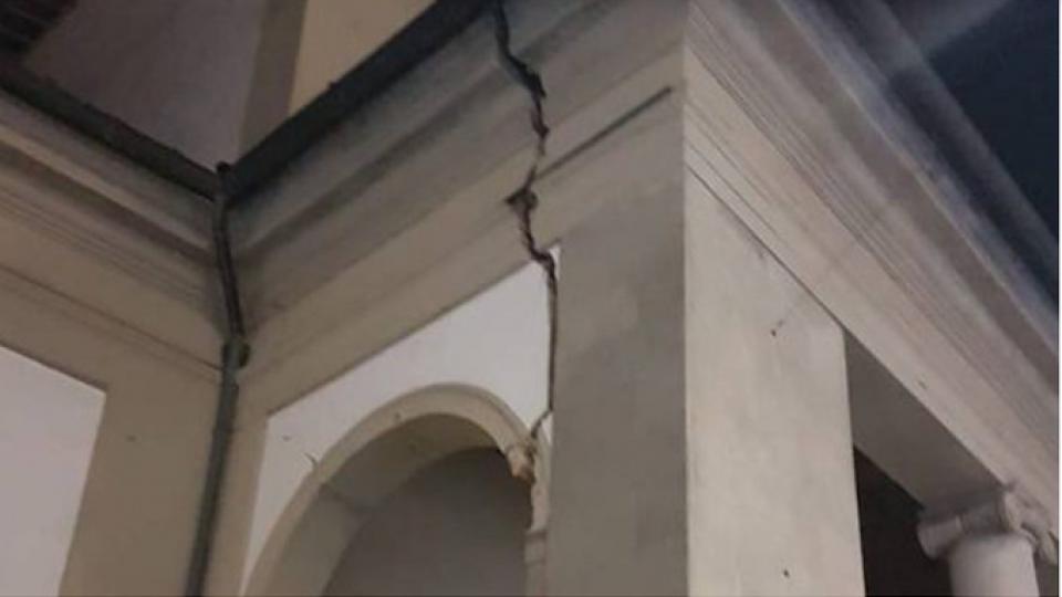 @AgenziaDireScosse di terremoto nel Mugello: scuole chiuse, treni ripristinati