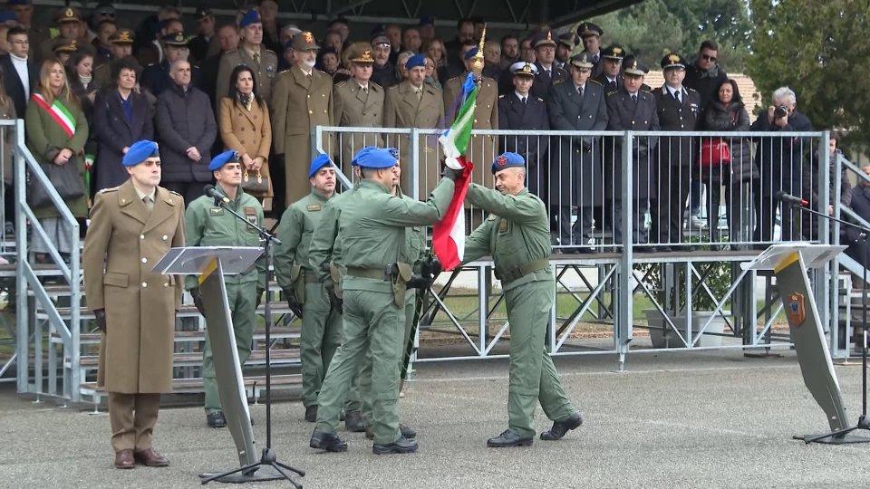 """Il colonnello Marco Cardillo è il nuovo comandante del 7° reggimento AVES """"Vega"""""""
