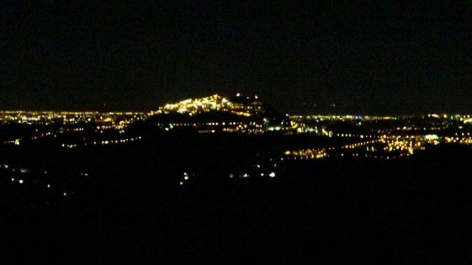 San Marino: blackout, nelle scorse ore, a Borgo ed Acquaviva. Ripristinato il normale funzionamento dopo l'intervento dei tecnici