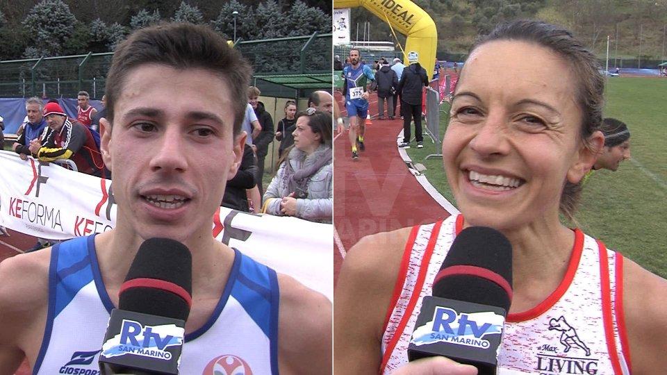 Le interviste ad Alberto Della Pasqua e Martina Facciani