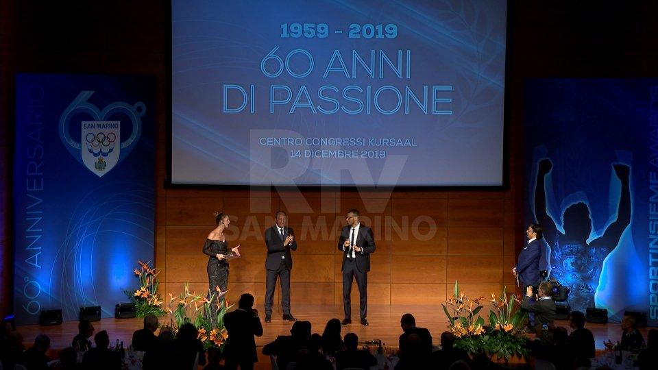 Il Gala del CONS, mercoledì alle 21.05 su San Marino RTV