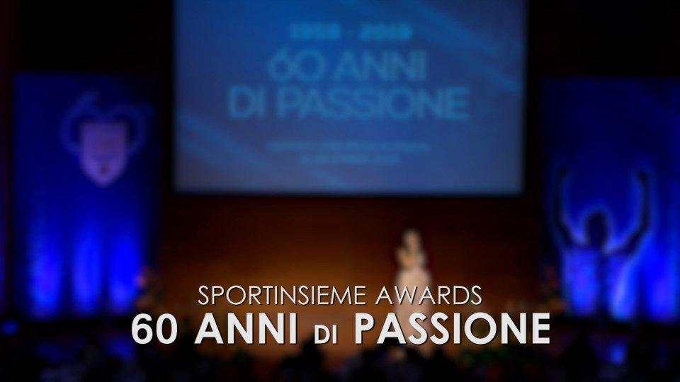 Speciale Sportinsieme Awards 2019, la festa per i 60 anni del Cons