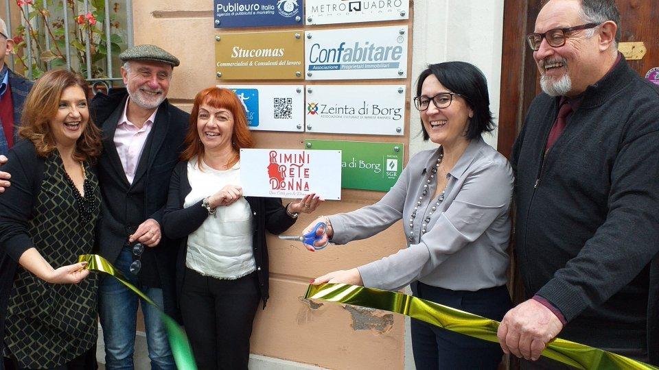 Inaugurazione Sportello Rimini Rete Donna, una Città per le Donne