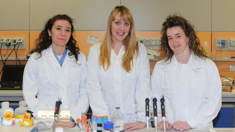 Nella foto, da sinistra: Teresa Rossi, Francesca Reggiani e Valentina Mularoni