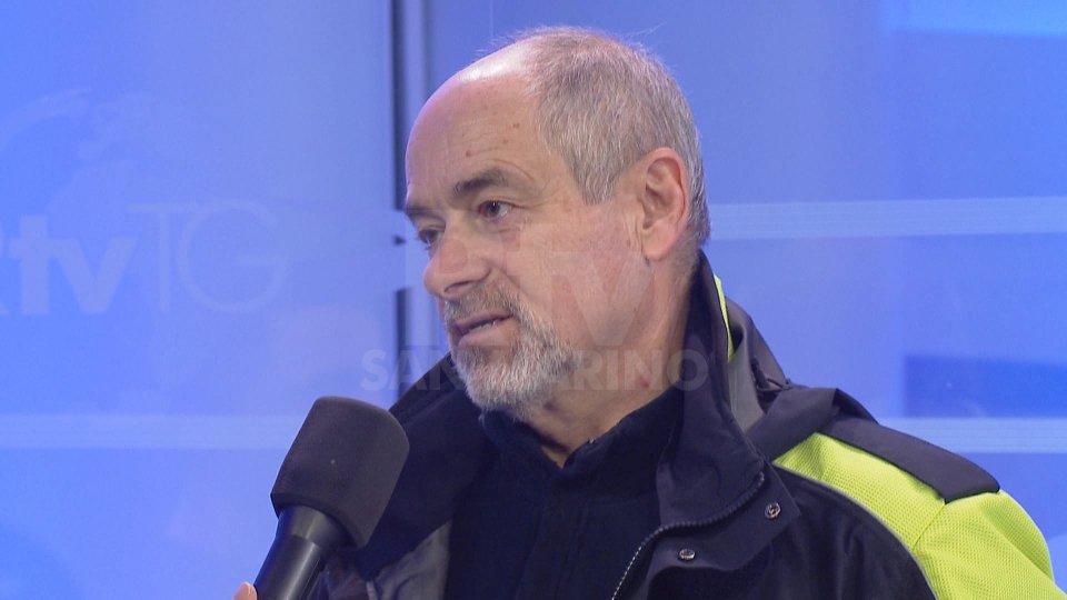 Nel video l'intervista a Fabio Berardi, Capo Protezione Civile