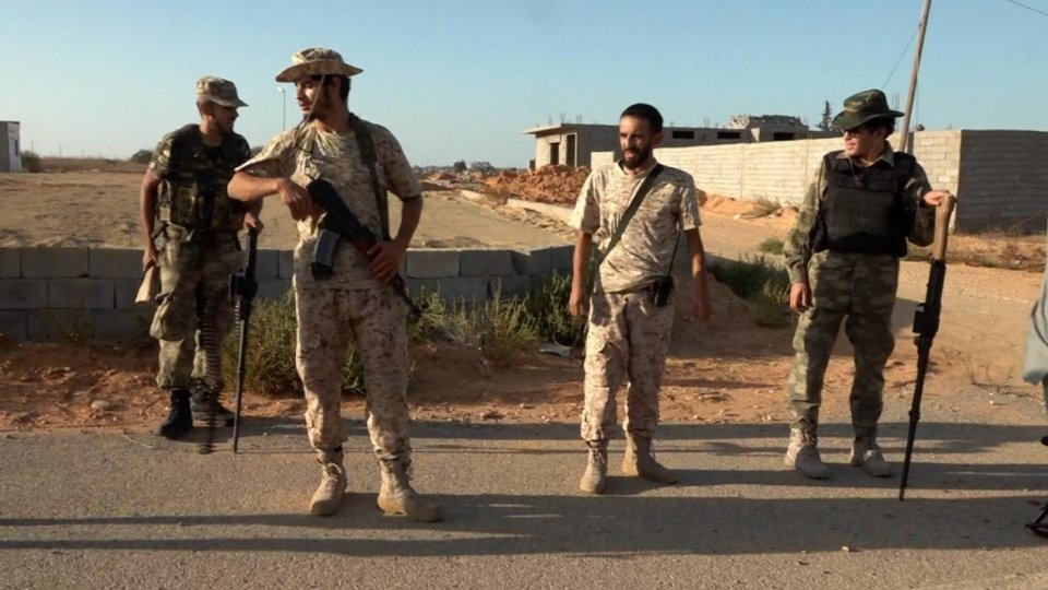 Libia: prosegue l'offensiva di Haftar sulla Capitale