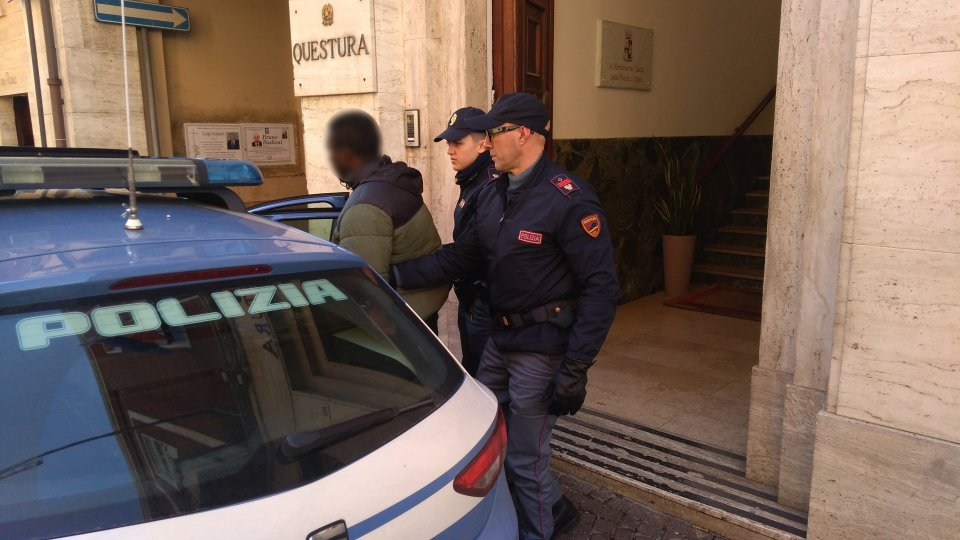 Foto: Questura di Rimini
