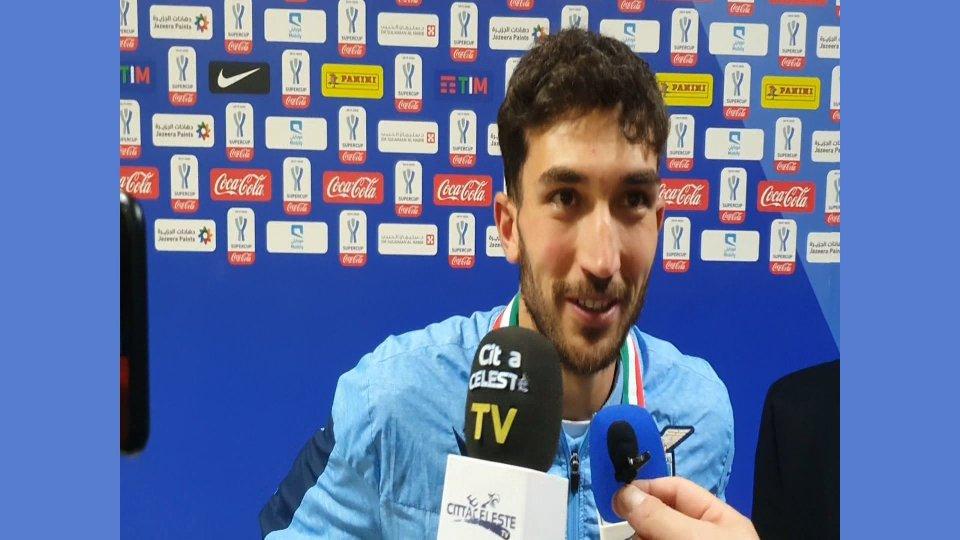 Nel servizio le parole di Danilo Cataldi, centrocampista Lazio