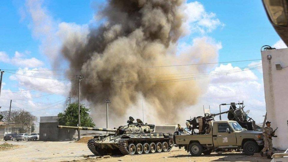 Libia: Erdogan pronto a mandare le truppe, Conte telefona ad al Sisi e Putin
